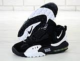 Мужские кроссовки в стиле Nike Air Max Speed Turf ЧЕРНЫЕ  (Реплика ААА+), фото 7