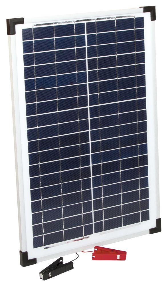 Солнечная панель для электризаторов DUO Power-X, 25W