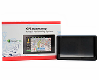 Автомобильный навигатор GPS 6001 ddr2-128mb 8gb HD емкостный экран 5 дюймов