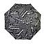 Ветрозащитный зонт Up-Brella   антизонт   зонт обратного сложения   зонт наоборот (Газета), фото 3