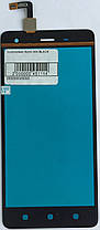 Сенсор (тачскрин) для Xiaomi MI4 черный, фото 3