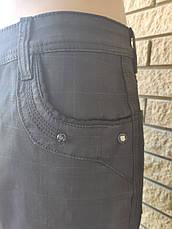 Джинсы мужские коттоновые стрейчевые, большой размер LONGLI, Турция, фото 2