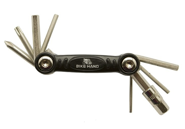 Мультитул BikeHand YC-286B, 9 инструментов