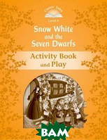 Arengo Sue Snow White and the Seven Dwarfs. Activity Book and Play
