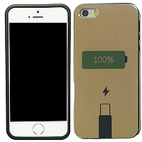 Чехлы U-Like Чехол U-Like Picture series для iPhone 5/5S/SE Power 100% (21539)