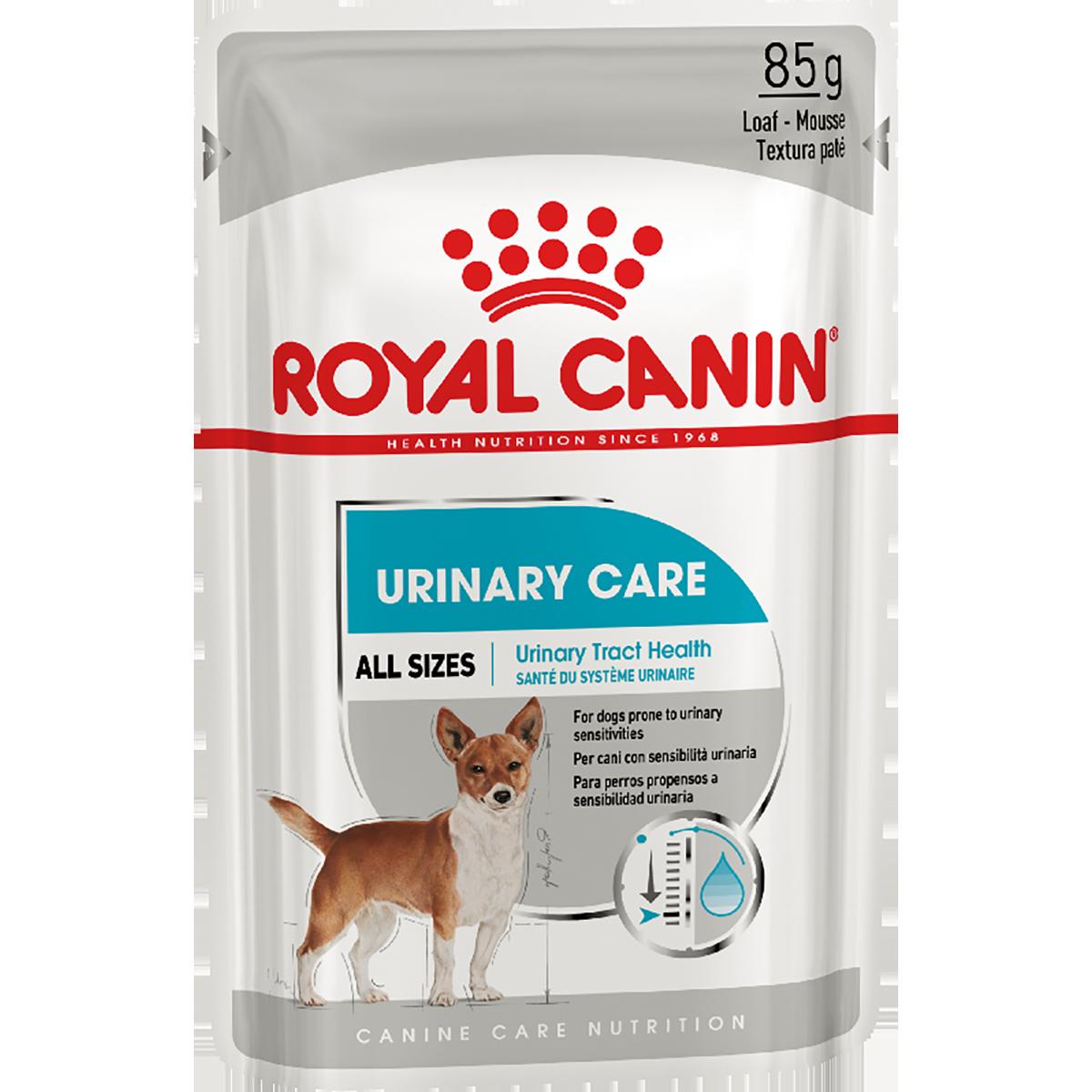 Консервированный корм для собак Urinary care паштет,  12шт*85 г