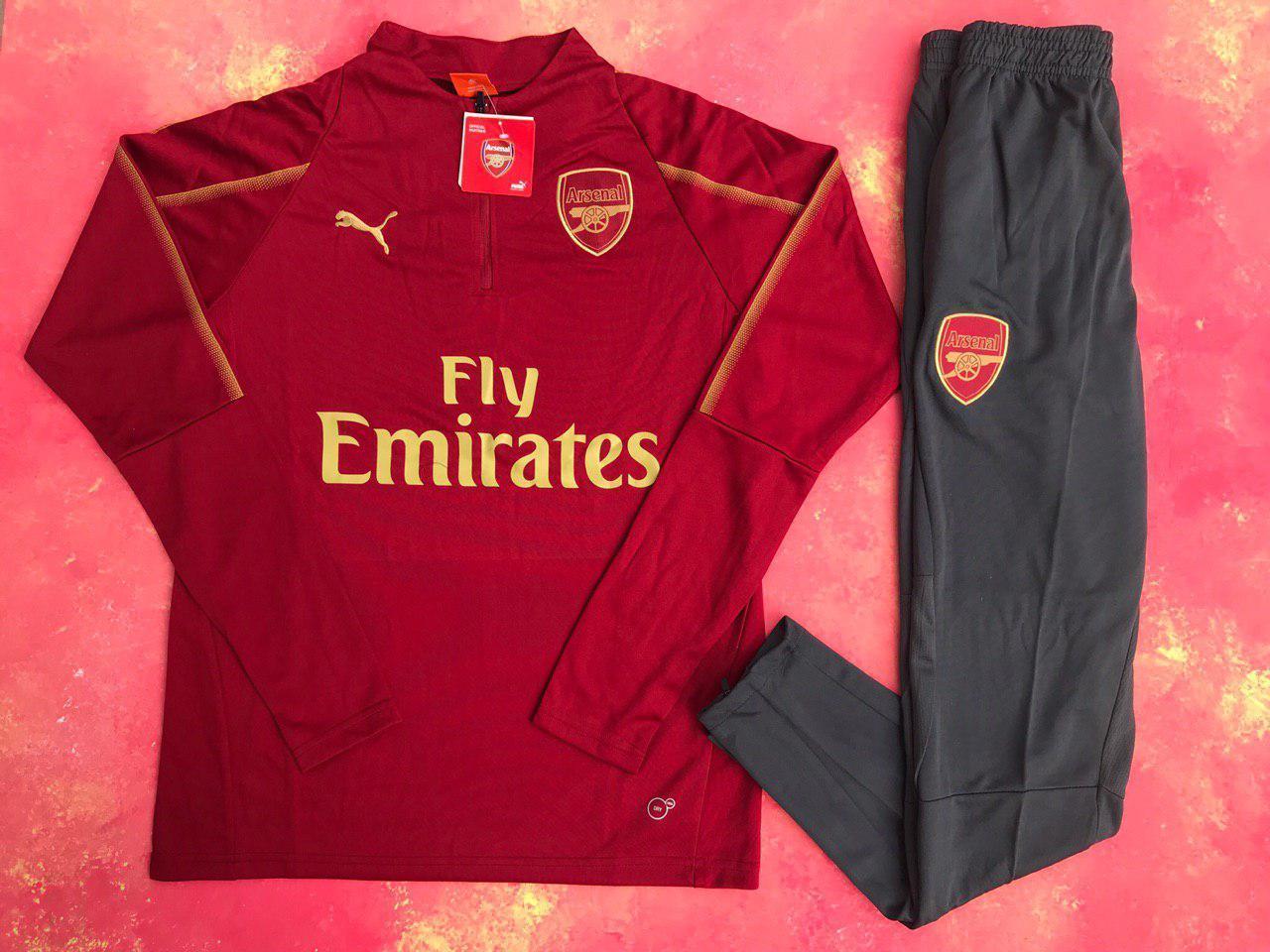 Спортивный (тренировочный) костюм Puma Arsenal