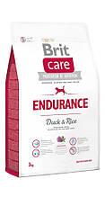 Корм для собак Brit Care Endurance 3кг