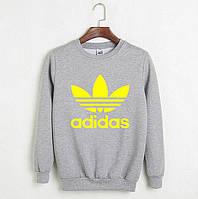 Свитшот Adidas FX72445 Серый Утепленный