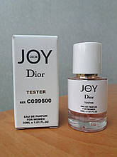 Женская парфюмированная вода  (диор джой) в тестере 30 мл (реплика)