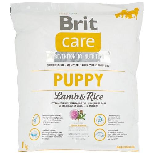 Корм для щенков Brit Care Puppy 1кг