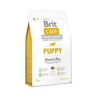 Корм для щенков Brit Care Puppy 3кг