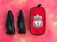 Сумка Спортивная для обуви FC Liverpool Красная