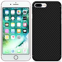 Чехлы Nillkin Чехол NILLKIN Synthetic Fiber Series для iPhone 7 Plus Black (12873)