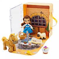 Набор Ариель в чемоданчике (Disney Animators Collection Belle Mini Doll Play Set)