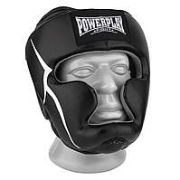Боксерський шолом тренувальний 3066 PU, Amara Чорний S R144810
