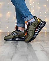 Мужские кроссовки в стиле Nike Air Max 720-818 Olive (41, 42, 43, 44, 45 размеры), фото 2