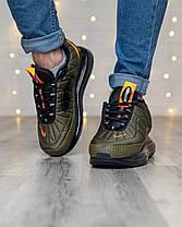 Мужские кроссовки в стиле Nike Air Max 720-818 Olive (41, 42, 43, 44, 45 размеры), фото 3