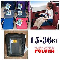 Авто кресло бустер - COTI 15-36 кг. Польша., фото 1