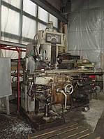 Станок фрезерный вертикальный ВМ127