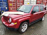 Авторозборка Jeep Patriot Latitude 2015 червоний 2.4 L США, фото 1