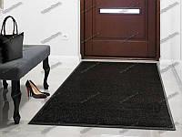 Коврик грязезащитный Голд 90х150см., цвет черный