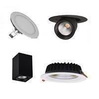Точечные светодиодные LED (ЛЕД) светильники (даунлайты)