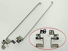 Петлі для ноутбука Toshiba Satellite L630, L635, L63X (6055B0017302 6055B0017301) для 13.3 . Ліва + права.