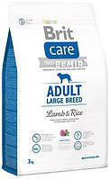 Корм для собак Brit Care Adult Large Breed Lamb&Rice 3кг