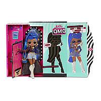 Кукла ЛОЛ L.O.L. Surprise!  ОМГ 2 -я серия Мисс Индепендент O.M.G. Miss Independent Fashion Dol