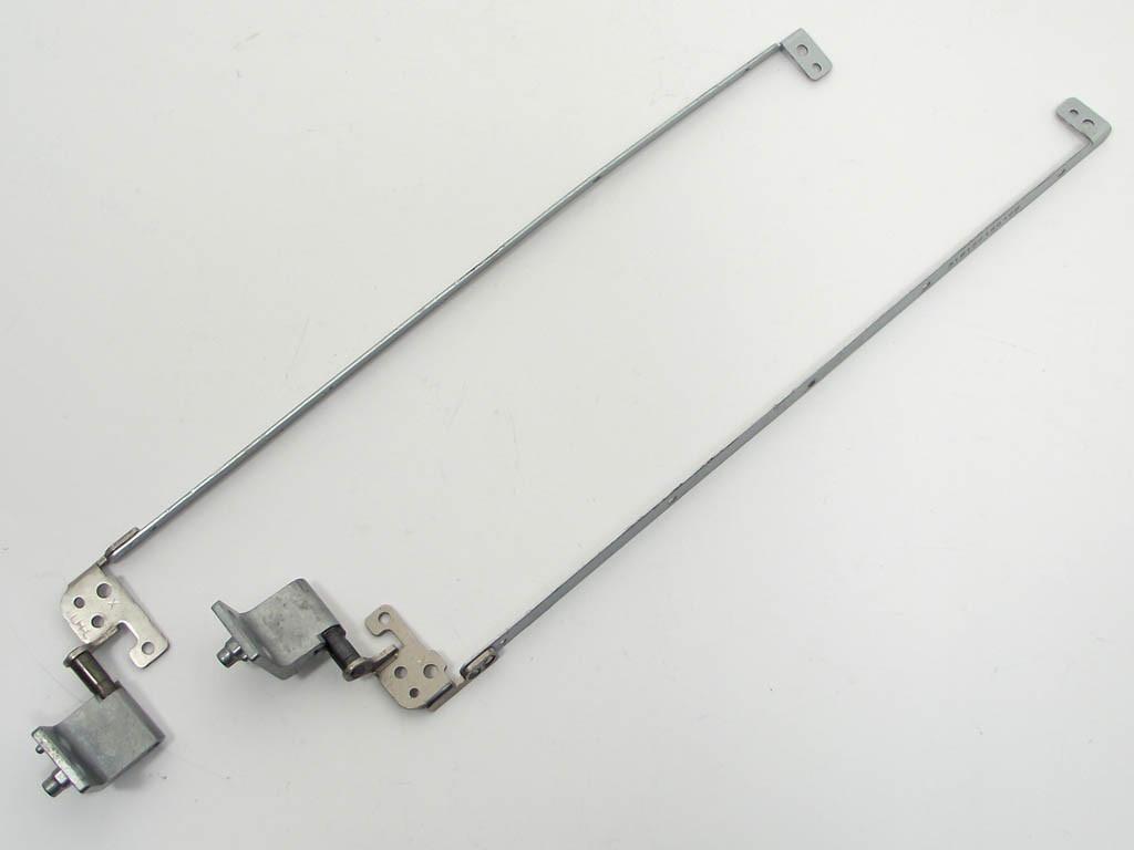 Петли для ноутбука Toshiba Satellite L350., L350D (6053B0327401 6053B0406101) для 17.1 . Левая + правая: