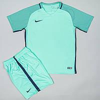 Футбольная форма для команд Nike мятная - 479378028
