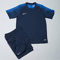 Футбольная форма для команд Nike темно-синяя - 859973955