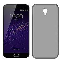 Чехлы U-Like Чехол Ultra-thin 0.3 для Meizu M2 Note black (10408)