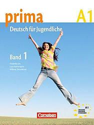 Prima Deutsch fur Jugendliche 1 Schulerbuch