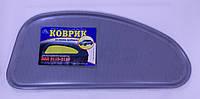 Коврик резиновый на торпеду панель ВАЗ 2113-2115 серый