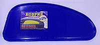 Коврик резиновый на торпеду панель ВАЗ 2113-2115 синий