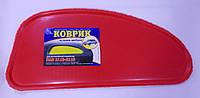 Коврик резиновый на торпеду панель ВАЗ 2113-2115 красный