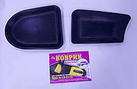 Коврики резиновые консоли ВАЗ 2113-2115 черные