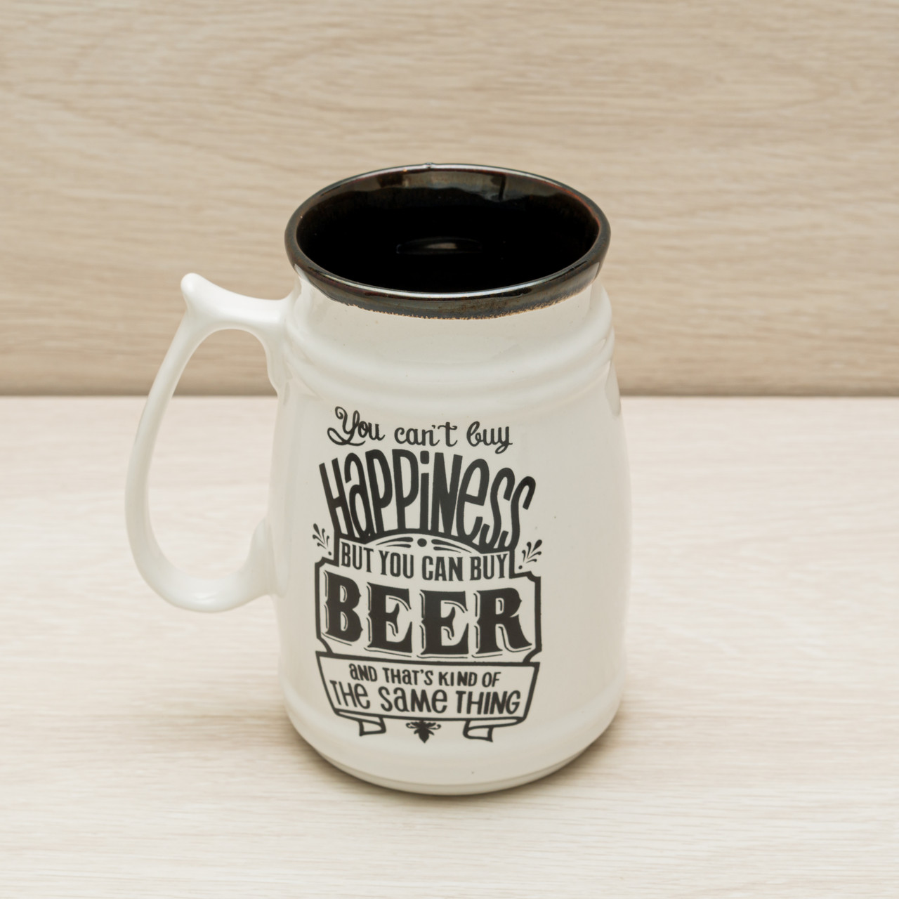 "Кружка пивная Ретро ""Beer"" , 0.6 л, микс"