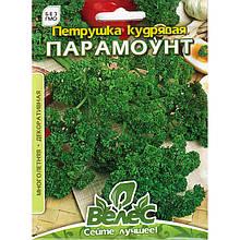 """Семена петрушки кудрявой """"Парамоунт"""" (15 г) от ТМ """"Велес"""""""