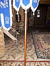 Держак для хоругви 3м. з поперечником, фото 3