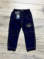 Катоновые штаны для мальчиков. 2 года.