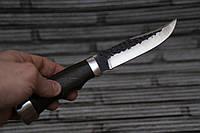 """Нож кованный охотничий """"Ягуар"""".  Производство Россия, Ворсма. Туристический нож, ручная работа."""