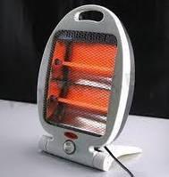 Кварцевый инфракрасный обогреватель Rainberg RB-161 обігрівач дуйка тепловентилятор опалення