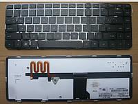 Клавиатура HP Pavilion dv5-2000 черная