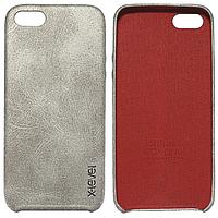 Чехлы X-level Чехол X-Level Vintage series для iPhone 5/5s/SE Gold (22050)
