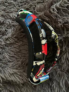Сноуборд Маска очки под шлем кроссовая, фото 2