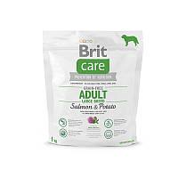 Корм для собак Brit Care Grain-free Adult Large Breed Salmon & Potato 1кг