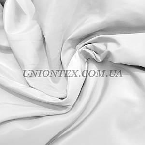Ткань плащевка мемори белая